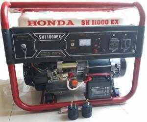 Máy phát điện SH11000EX giá rẻ chuyên sử dụng cho các hộ gia đình có nhu cầu sử dụng lớn.