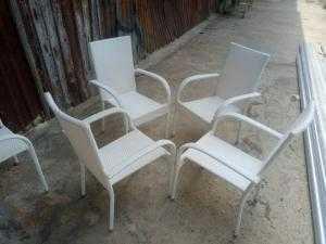 Bàn ghế cafe gía rẻ Htt25