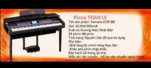PIANO YAMAHA CVP96