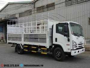 Bán xe tải Isuzu 5 tấn 5 thùng Bạt sx 2018 Euro 4