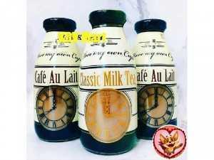 Trà sữa / cà phê kem béo