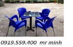 Bàn ghế cafe giá rẻ 00800