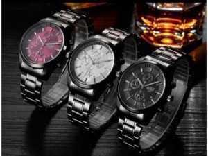 đồng hồ BOSCK chống nước cá tính
