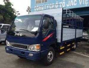 Xe tải Jac, 6.4t, vay với lãi suất ưu đãi