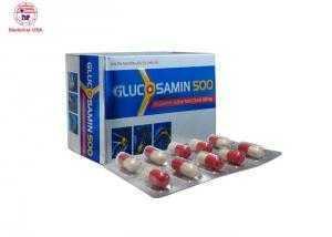 Glucosamin 500 viên nang