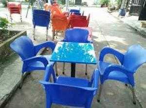 Bàn ghế cafe giá rẻ m5