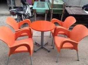 Bàn ghế cafe t5