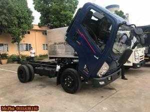Xe tải 2,4 tấn vào thành phố. Xe tải 2t4 đô thành vào thành phố.