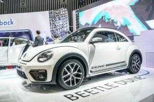 Ô Tô Volkswagen Beetle Dune MỚI NHẬP khuyến mãi lớn !