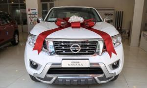 Nissan SG nhận đặt hàng NAVARA 2018 KM cực hấp dẫn
