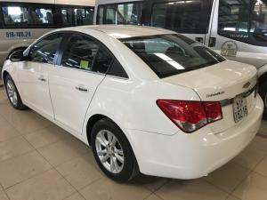 Chevrolet Cruze LS 2015 MT, Odo 68.000, màu trắng cực sang