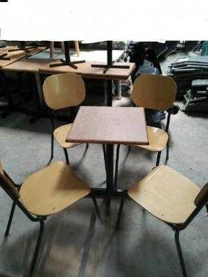Thanh lý gấp 10 bộ ghế gỗ