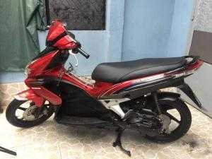 Xe Ari Blade 110cc màu đỏ đen. BSTP. nguyên zing.