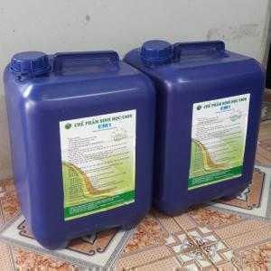 Bán chế phẩm EM1, EM gốc sử dụng trong chăn nuôi, nuôi trồng thủy sản, trong trồng trọt