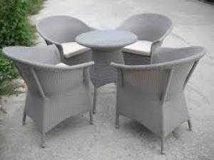 Bàn ghế cafe 01