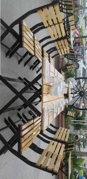 Bàn ghế cafe 03