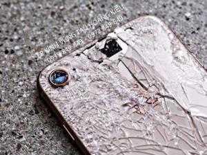 Thay Nắp Lưng iPhone X, iPhone 8 chất lượng tại Hoàng Kiều Mobile