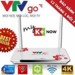Android VTVgo V1 mẫu 2018 chuyên TIVI internet