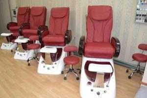 Da nệm ghế nail giá rẻ tại HCM  - Xưởng sản xuất sofa giá rẻ
