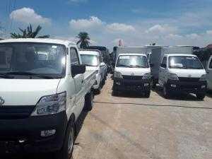 Xe tải Veam Star 760kg thùng lửng  động cơ công nghệ Huyndai giá tốt/100% xe mới