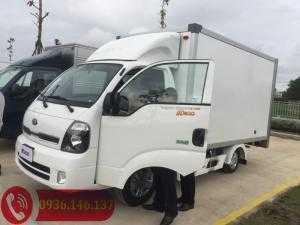 Bán xe tải kia bongo k200 đời 2018, xe tải chạy nội thành 1t9