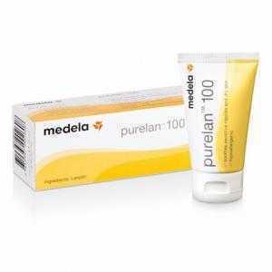 Kem trị nứt đầu ti Medela purelan 100 loại 37gr cho mẹ