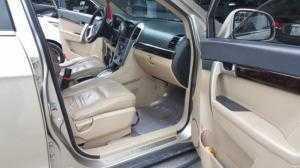 Bán Chevrolet Captiva Max 2.4AT màu vàng cát số tự động sản xuất 2010 biển Sài Gòn