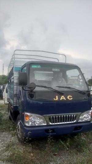 Bán xe tải JAC 2T4 trả góp khuyến mãi giá sốc