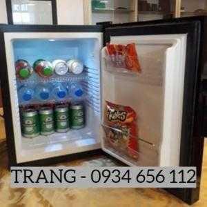 Phân phối tủ lạnh nhập khẩu mini, minibar khách sạn giá rẻ tại Hà Nội