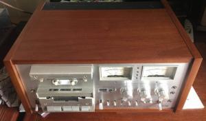 Cassette Deck PIONEER CT-F1000----- Đỉnh của đỉnh!