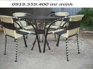 Chuyên sản xuất bàn ghế cafe