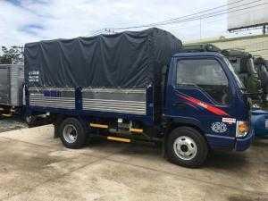 Xe tải JAC 2T4 thùng dai 3m7 có sẵn có thể giao ngay