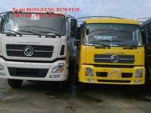 Xe tải Dongfeng Hoàng Huy B170 9.35 tấn/9T35 thùng dài 7.5m bán trả góp giá tốt tại TP.HCM