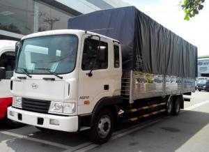 Xe tải Hyundai HD210, 13.5 tấn, nhập khẩu...