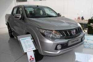 Giảm Ngay Tiền Mặt Khi Mua Mitsubishi Triton, Hỗ Trợ Ngân Hàng