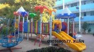 Bán đồ chơi công viên