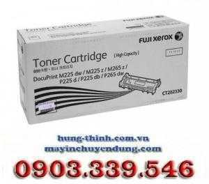 Mực In Fuji Xerox CT202330 Black Toner Cartridge
