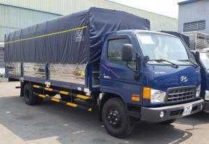 Xe tải Hyundai HD120 SL, thùng dài 6m3 | Giá ze sát xi |