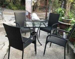 Thanh lý gấp 500 bộ bàn ghế cafe giá rẻ nhất
