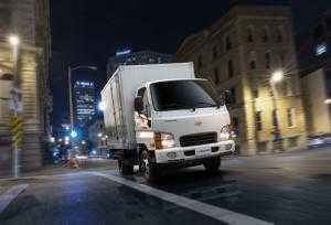 Xe tải New Mighty N250 Hyundai