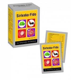 SIRLEXKA – FIDO giúp lợi tiểu