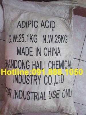 Bán Axit Adipic tại Hà Nội – Bán Adipic Acid - C6H10O4-  Hexanedioic Acid