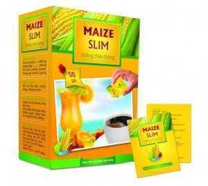 Thực phẩm hỗ trợ tiêu hóa MAIZE SLIM cho người tiểu đường