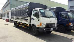 Xe Hyundai HD120SL 8 tấn của Đô Thành