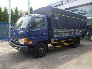 Xe tải Hyundai HD99 6.5 tấn | Xe giao ngay | Cabin sát xi | Trả góp 80%