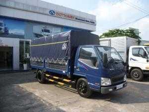 Xe tải Đô Thành IZ49 | Động cơ Euro 4 | Cabin sát xi | Xe có sẵn giao ngay