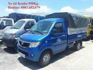 Xe tải KENBO 990KG mua ở đâu rẽ nhất tại TP.HCM - Bình Dương