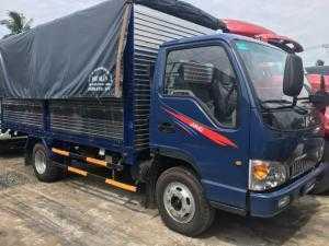 Giá bán xe tải Jac 2T4/2.4 tấn/2 tấn 4/2T5 thùng dài 3.7 mét?