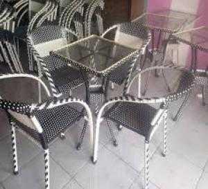 Bàn ghế cafe NN28