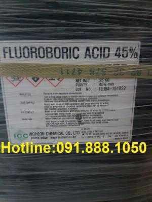 Bán-HBF4-Fluoroboric-Acid, bán-Axit-fluoroboric, bán-HBF4-Hàn-Quốc.